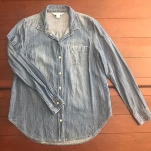 The Classic Shirt denim by Old Navy